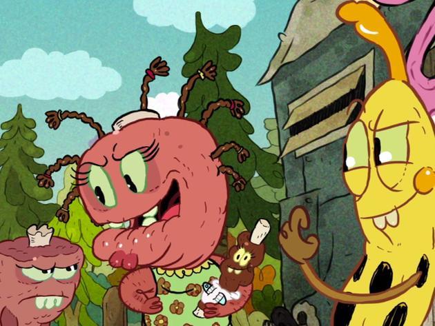 "Pig Goat Banana Cricket: ""Saying Howdy: Neighborly Love"""