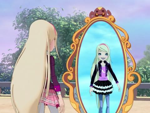 "Regal Academy: ""Mirror Rose"""