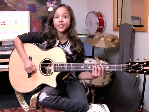"School of Rock: ""Breanna Plays Guitar"""