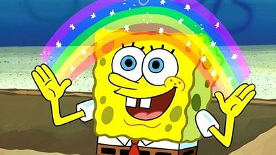 SpongeBob SquarePants: Rainbow Meme   Nickelodeon