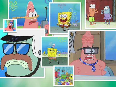 "SpongeBob SquarePants: ""6 Second SpongeBob Shorts"""