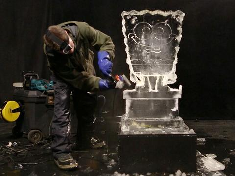 "SpongeBob SquarePants: ""Ice Sculpture"""