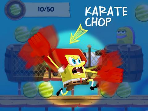 """NickGamer: SpongeBob Run"""