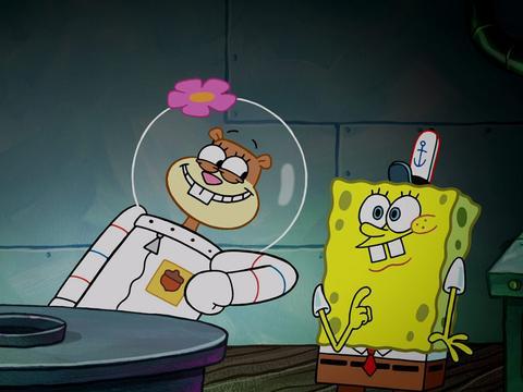 "SpongeBob SquarePants: ""The Food Lab"""