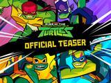 """Rise of the Teenage Mutant Ninja Turtles: """"Official Teaser"""""""