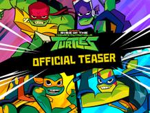 "Rise of the Teenage Mutant Ninja Turtles: ""Official Teaser"""