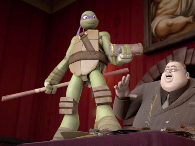 """Teenage Mutant Ninja Turtles: """"Fight for the Heart"""""""