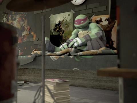 """Teenage Mutant Ninja Turtles: """"Hard Decisions """""""