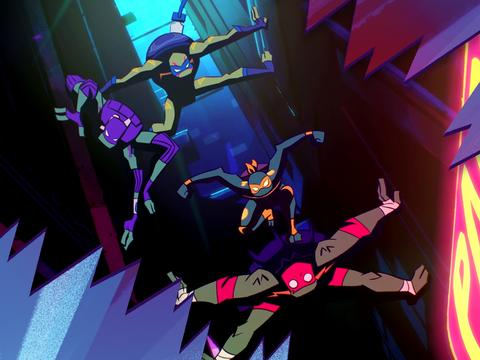 """Rise of the Teenage Mutant Ninja Turtles: """"Official Trailer and Sneak Peek"""""""