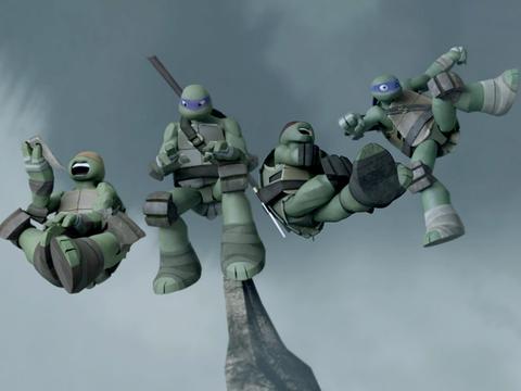 """Teenage Mutant Ninja Turtles: """"Turtles are Summoned"""""""