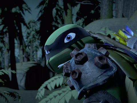 "Teenage Mutant Ninja Turtles: ""Taking Shredder Down"""