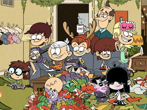 "The Loud House: ""Lincoln's Gift Guide"""