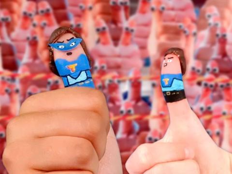 """The Thundermans: """"Thumb Fight!"""""""