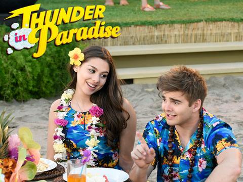 THE THUNDERMANS | Especial | Episodio 905 | Los Thundermans en el paraíso