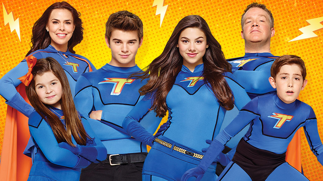Nick De Die Thundermans