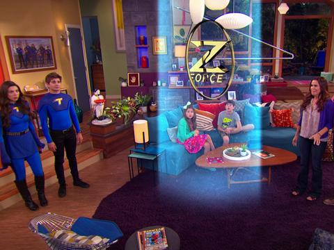 """Rewind: The Thundermans: """"Z-Force Guide"""""""