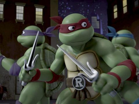 """Teenage Mutant Ninja Turtles: """"The Beatdown"""""""