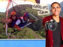 Carlos Cam: Hangliding in Rio