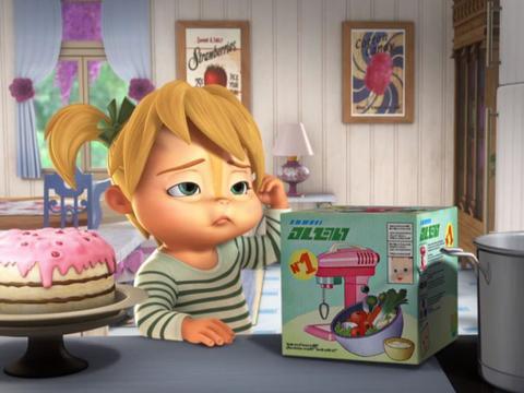 "ALVINNN!!! and the Chipmunks: ""It's A Magical World"""