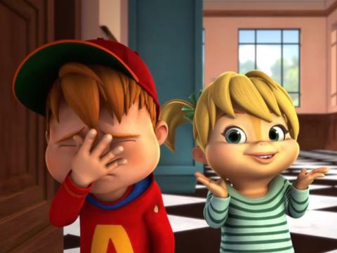 "ALVINNN!!! and the Chipmunks: ""Can't Live With Em"""