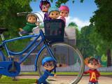 "ALVINNN!!! and the Chipmunks: ""Going Green: We Can Make It Happen"""