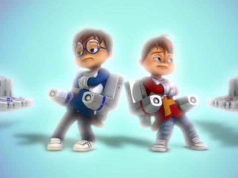 "ALVINNN!!! and the Chipmunks: ""Gonna Get You"""