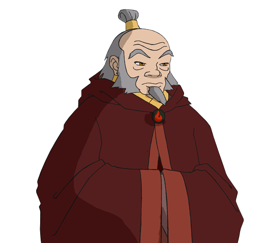 Team Bird of Hermes vs Team Genin Iroh-character-web-desktop