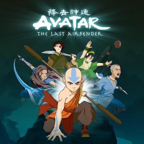 Avatár - Aang legendája