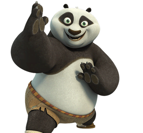 Po From Kung Fu Panda Legends Of Awesomeness Cartoon Nick Com