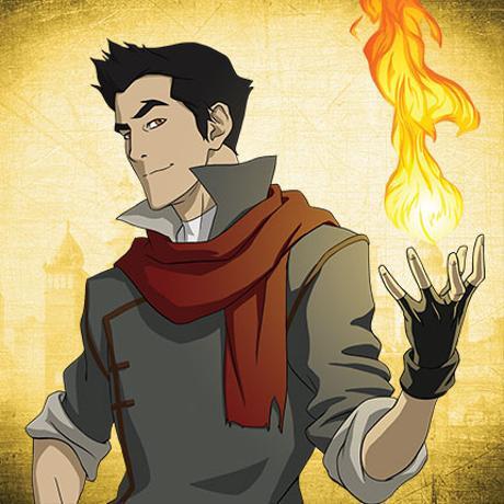 Mako / Firebender