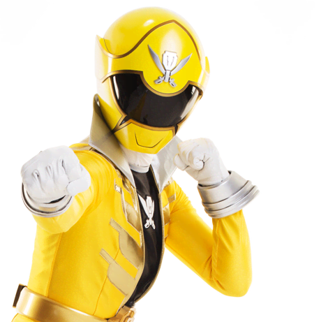 The Yellow Ranger