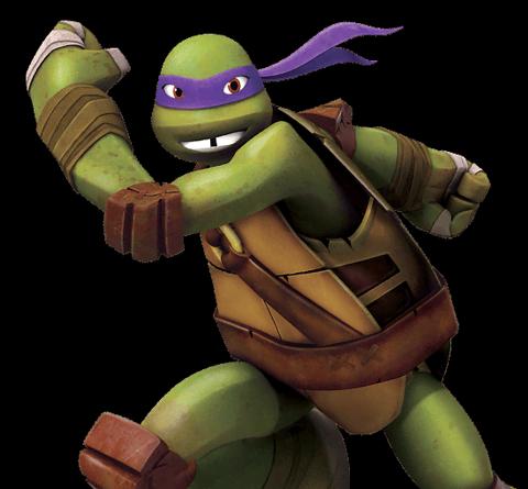 donatello ninja turtles tmnt characters nickcom