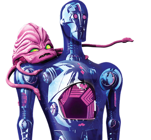 The Kraang