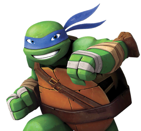 Leonardo ninja turtle face - photo#51