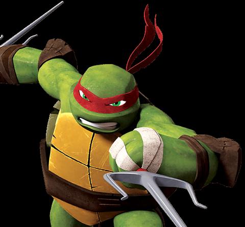 Raphael - Ninja Turtles - TMNT Characters - Nick.com