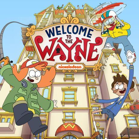 Добро пожаловать в Вэйн (6+)