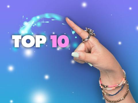 ¡Los 10 mejores conjuros!