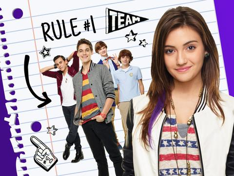 Every Witch Way: Andi's Iridium High Rulebook