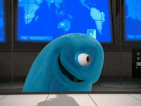 Monsters Vs. Aliens: B.O.B.isms!