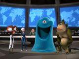 Monsters Vs. Aliens: Wackiest Words