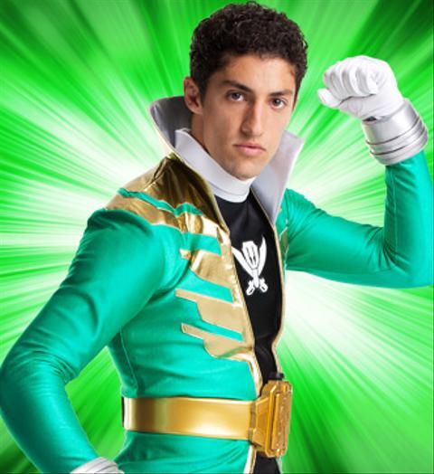Зелёный Рейнджер