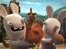 Rabbids Invasion: Rabbids Greatest Life Lessons