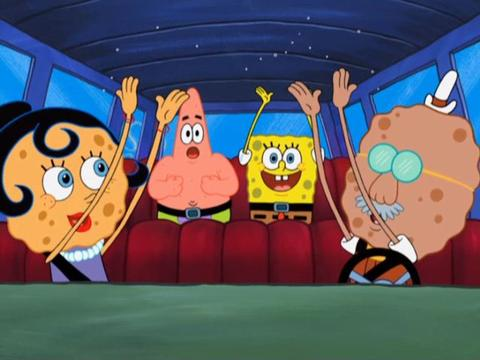 Vacanze con Spongebob!