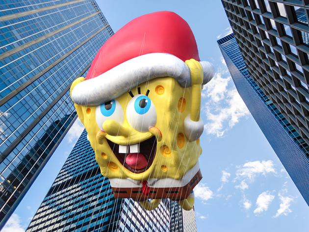 SpongeBob SquarePants: The Traveling SpongeBob Balloon!