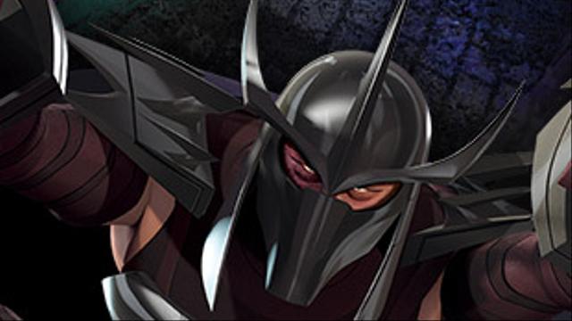 Shredder Ninja Turtles Tmnt Characters Nick Com
