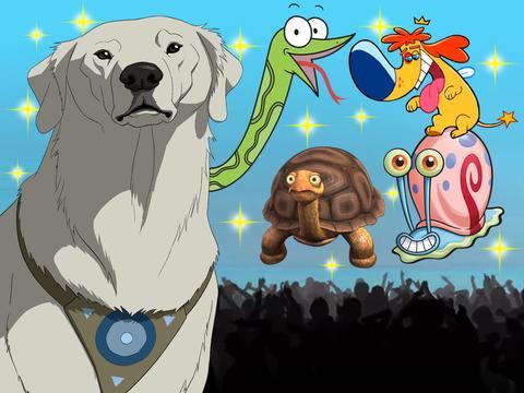 "SpongeBob SquarePants: ""Best Pet of the Year"""