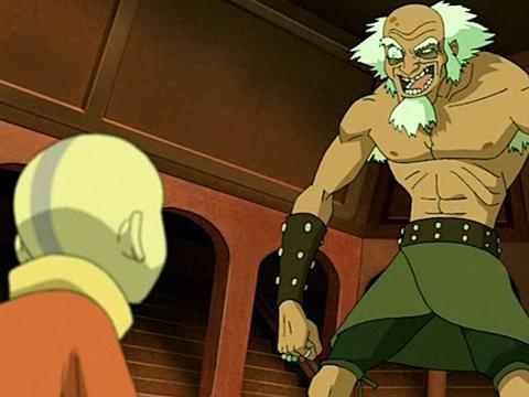 Avatar: Il re di Omashu