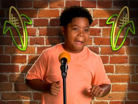 Corny Joke Comedy Club!