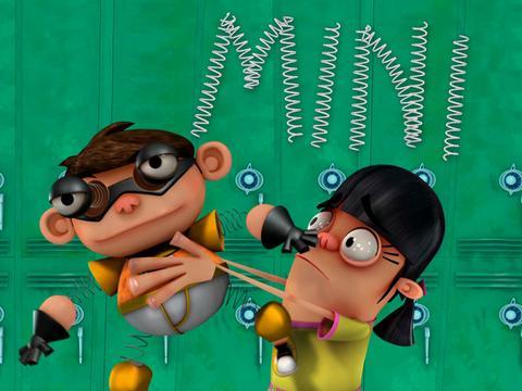 """Fanboy and Chum Chum: """"Chum Chum Is Not a Toy"""""""
