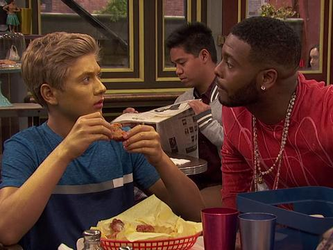 """Game Shakers: """"Gold Hudson"""""""